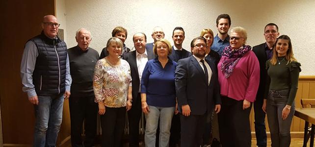 Vorstand der CDU Kernstadt gewählt