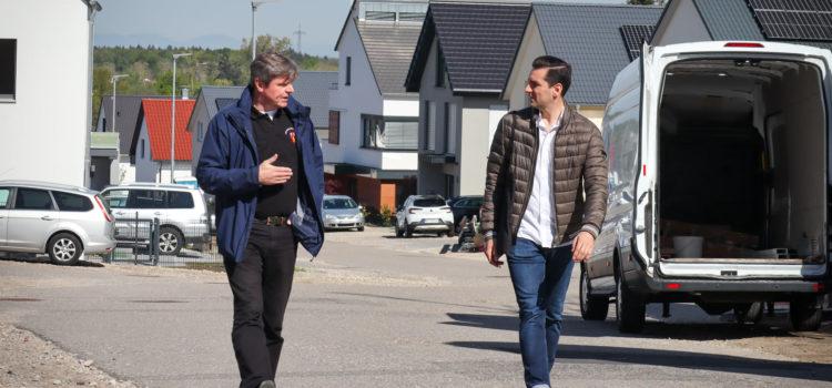 Bundestagskandidat Zippelius zu Gast in  …